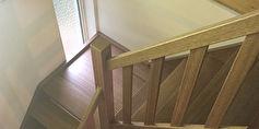 Plaatsing vaste trap Zwaanshoek