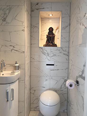 Toilet begane grond